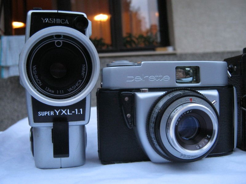 Yashica and Beirette 02