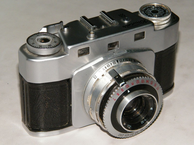 YUNOST LOMO camera from Evgeniy Okolov collection 1