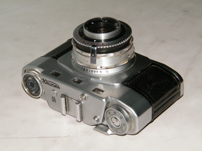 YUNOST LOMO camera from Evgeniy Okolov collection 3