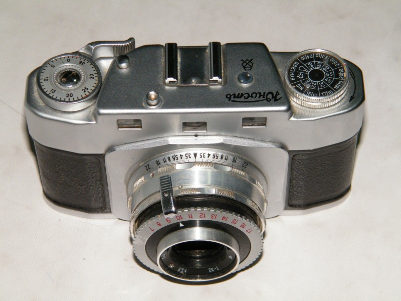 YUNOST LOMO camera from Evgeniy Okolov collection 4