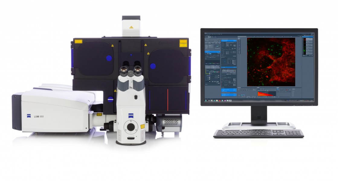 ZEISS ELYRA PS.1 3D Superresolution System with LSM 880 (6908559011)