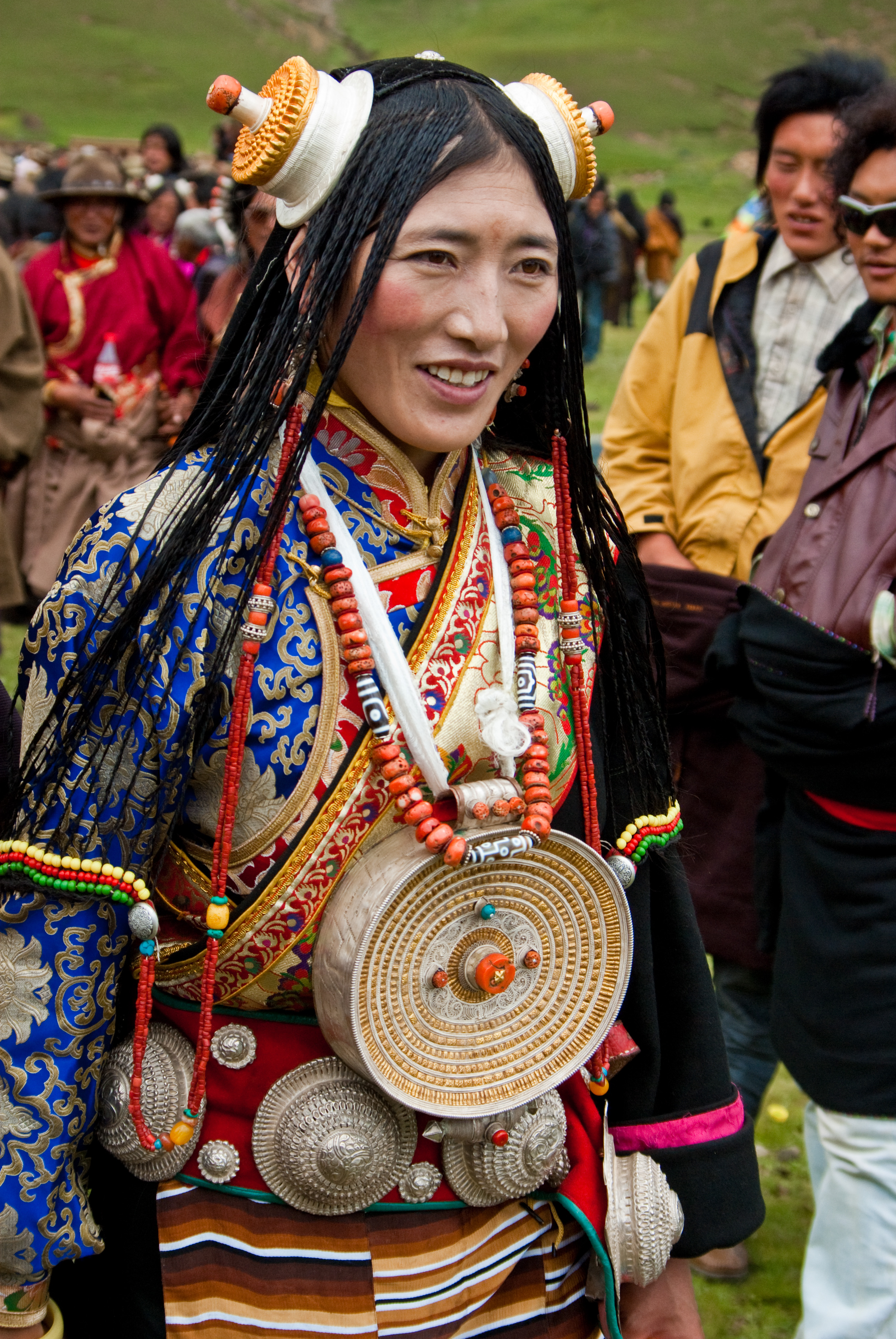People of Tibet43