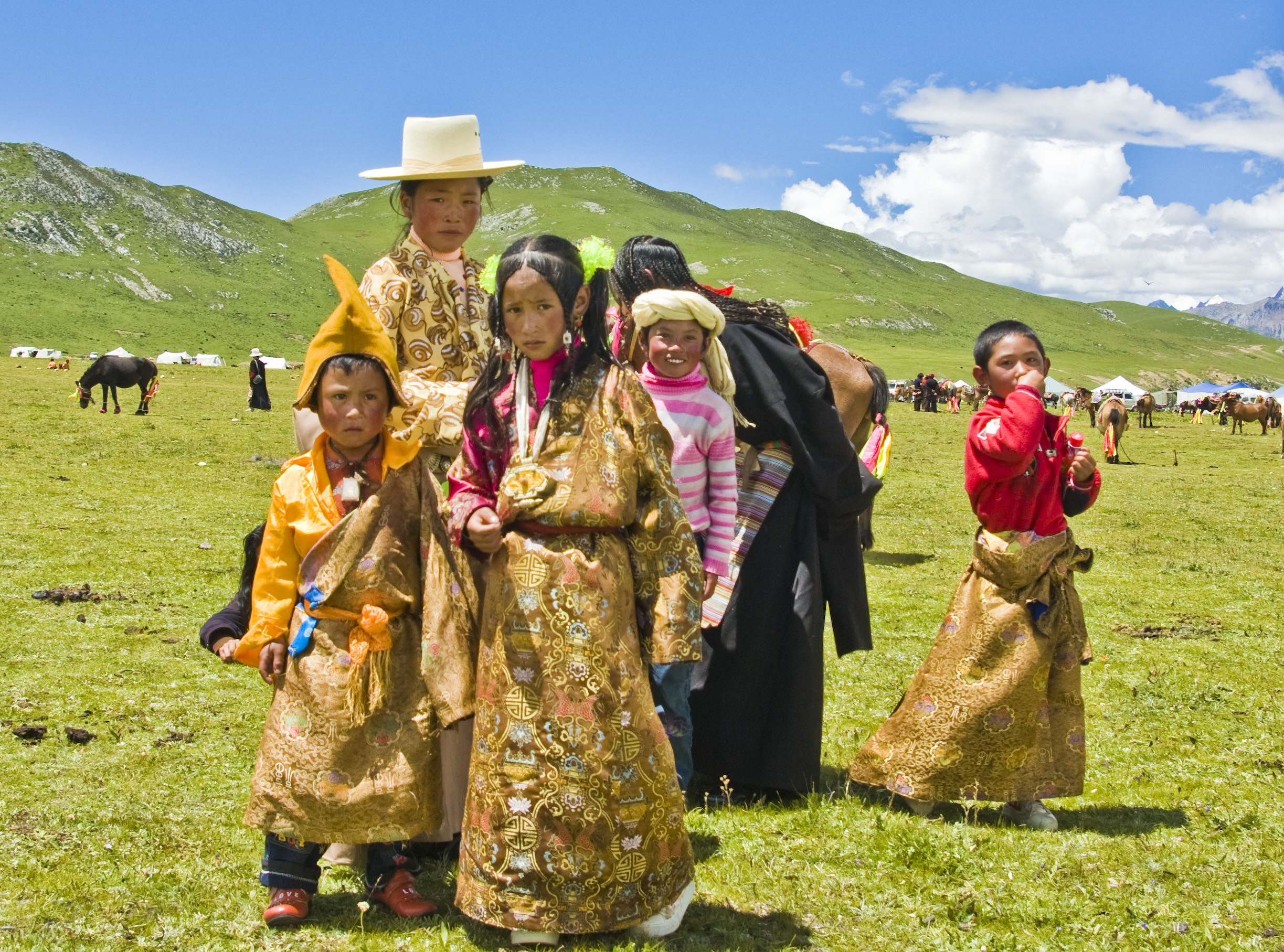 People of Tibet46