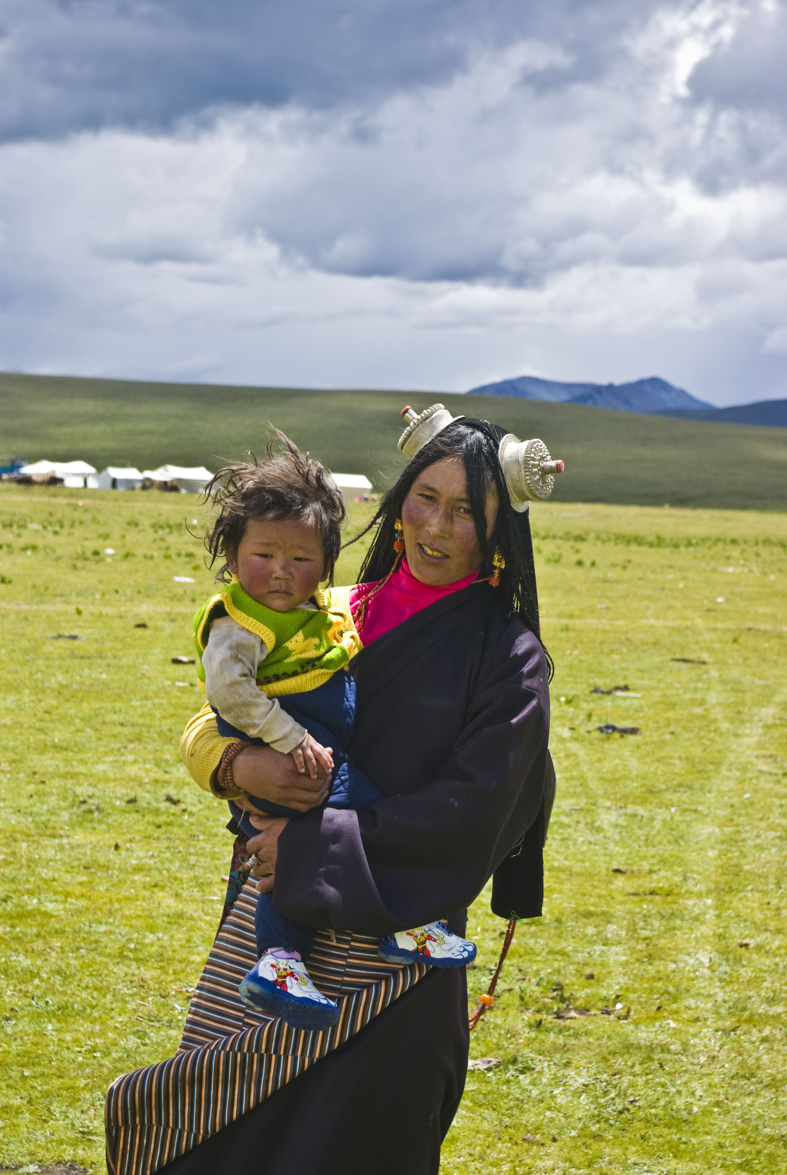People of Tibet47