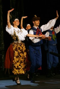 58th birthday of Śląsk Song and Dance Ensemble dancers19