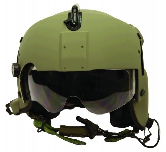 Apache Aircrew Integrated Helmet
