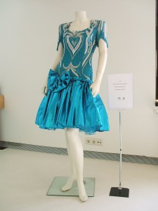 Karen Wood 1990 Eurovision dress