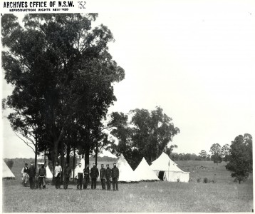 Soldiers at a Military Camp (4533436737)