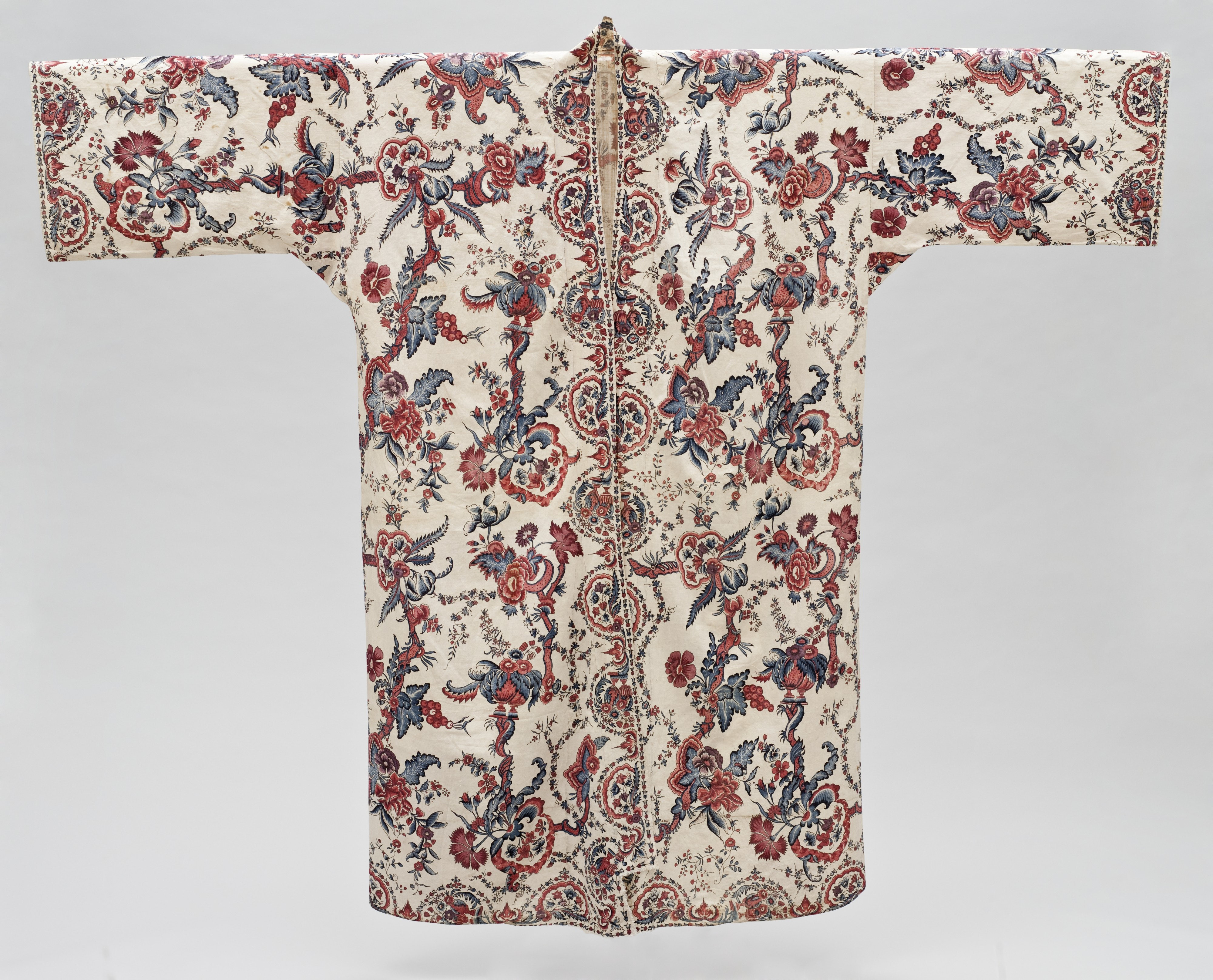 Man's banyan or at-home robe 1700-1750