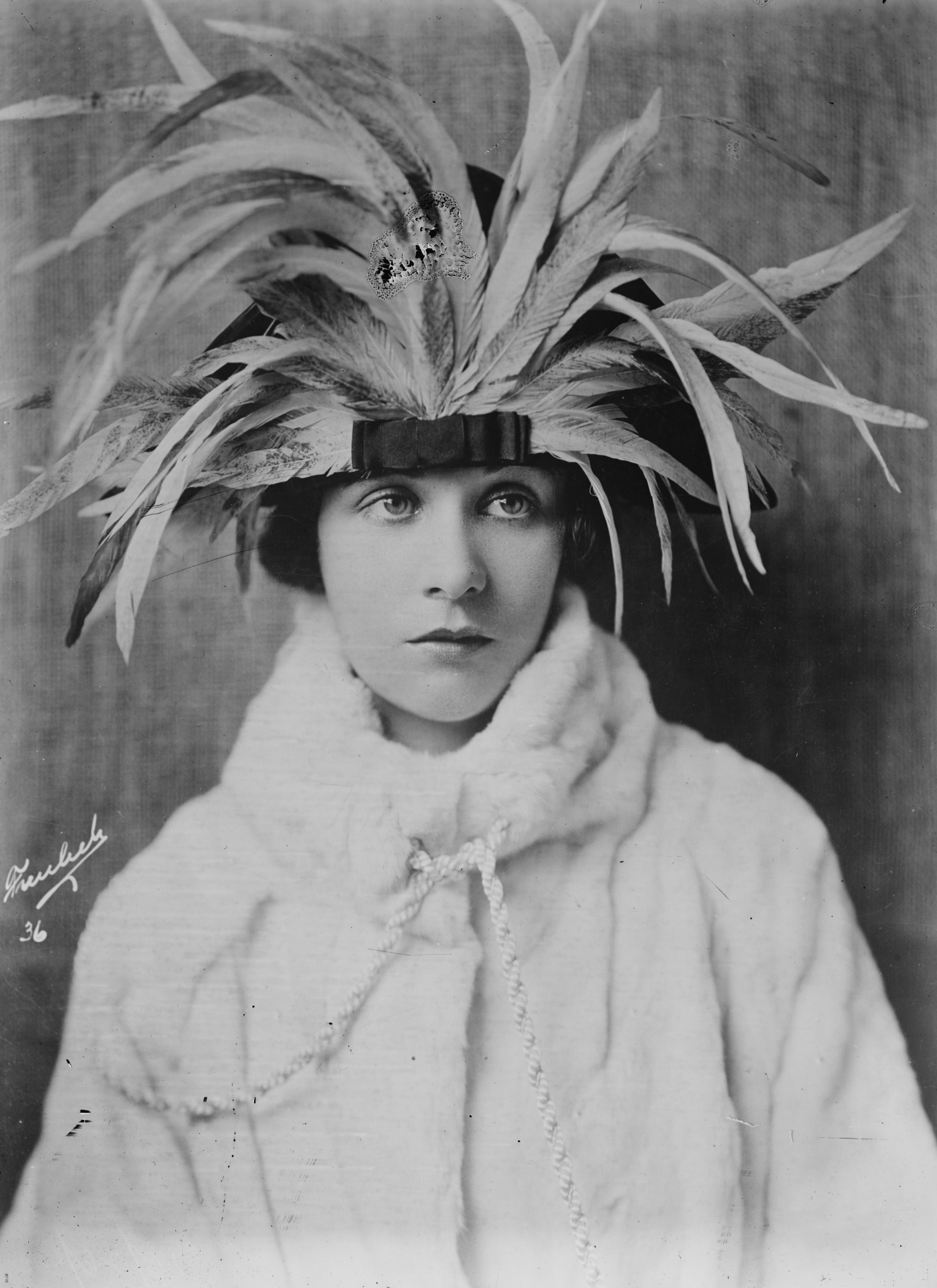 Virginia Valli - an actress