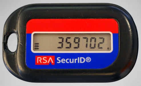 RSA SecurID Token Old