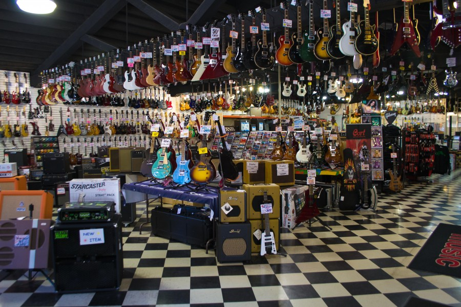 Electric Guitar Store
