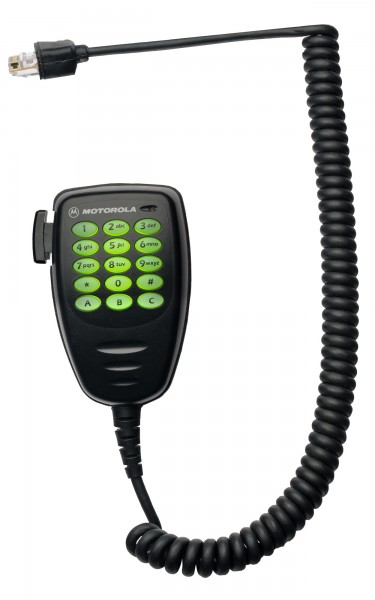 MDRMN5029A Keypad Microphone with highlighted keys