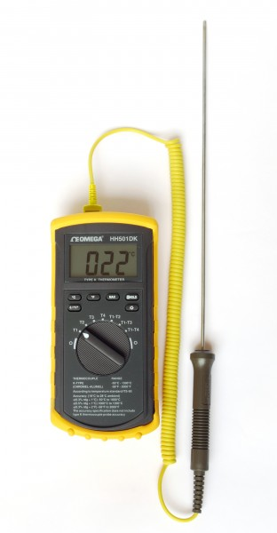 Thermoelement-Thermometer Omega (1)