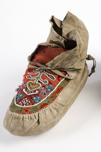 Florence Nightingale's Moccasins Wellcome L0043772