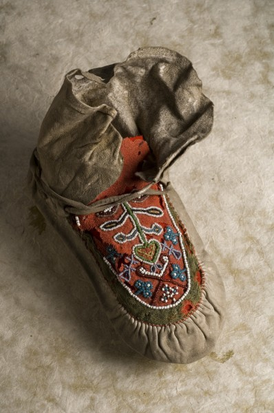 Florence Nightingale's Moccasins Wellcome L0043867