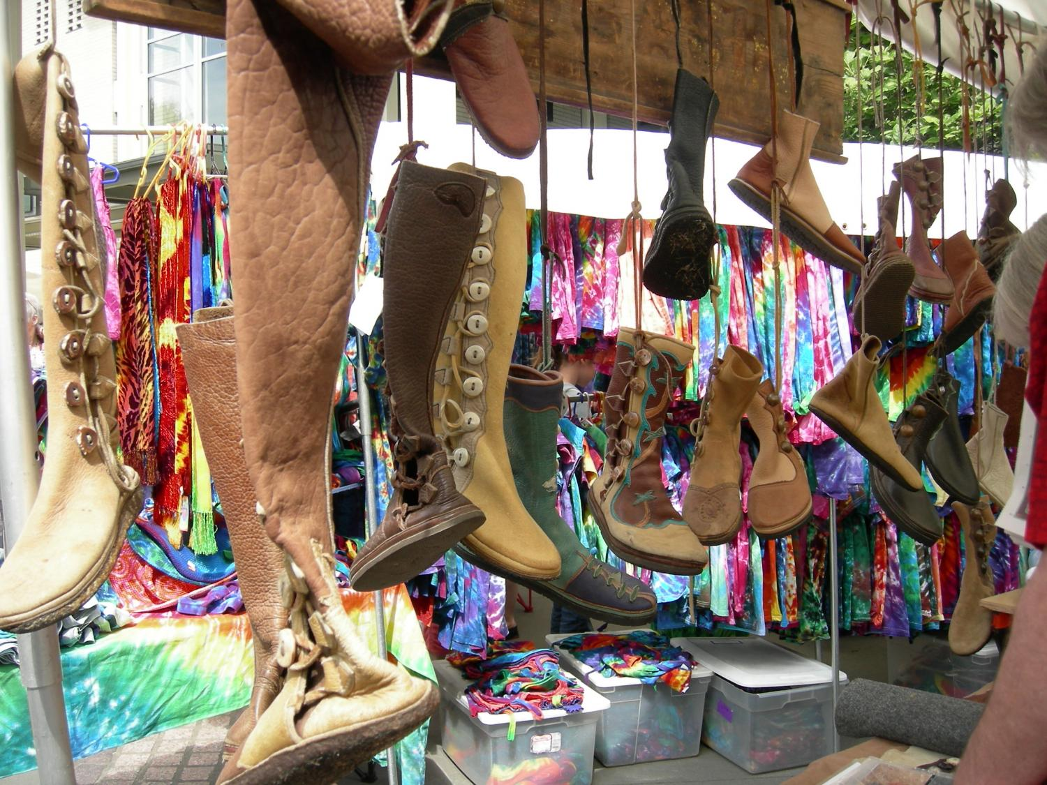 Seattle Folklife - boots 01