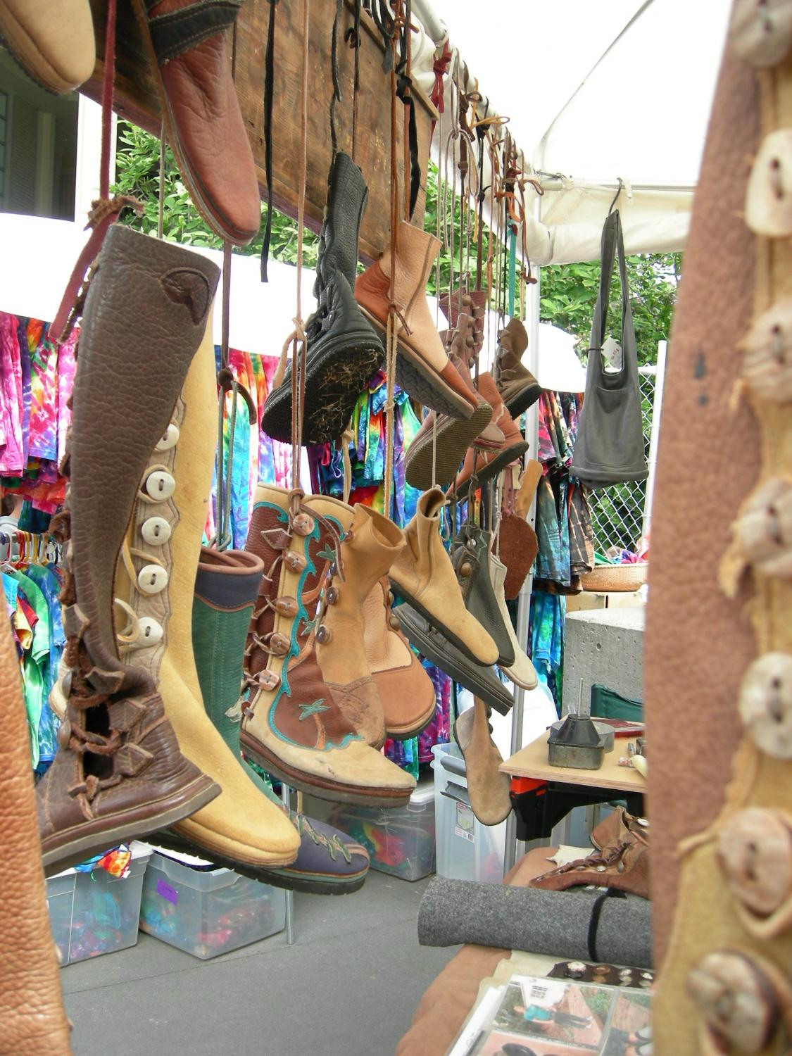 Seattle Folklife - boots 02