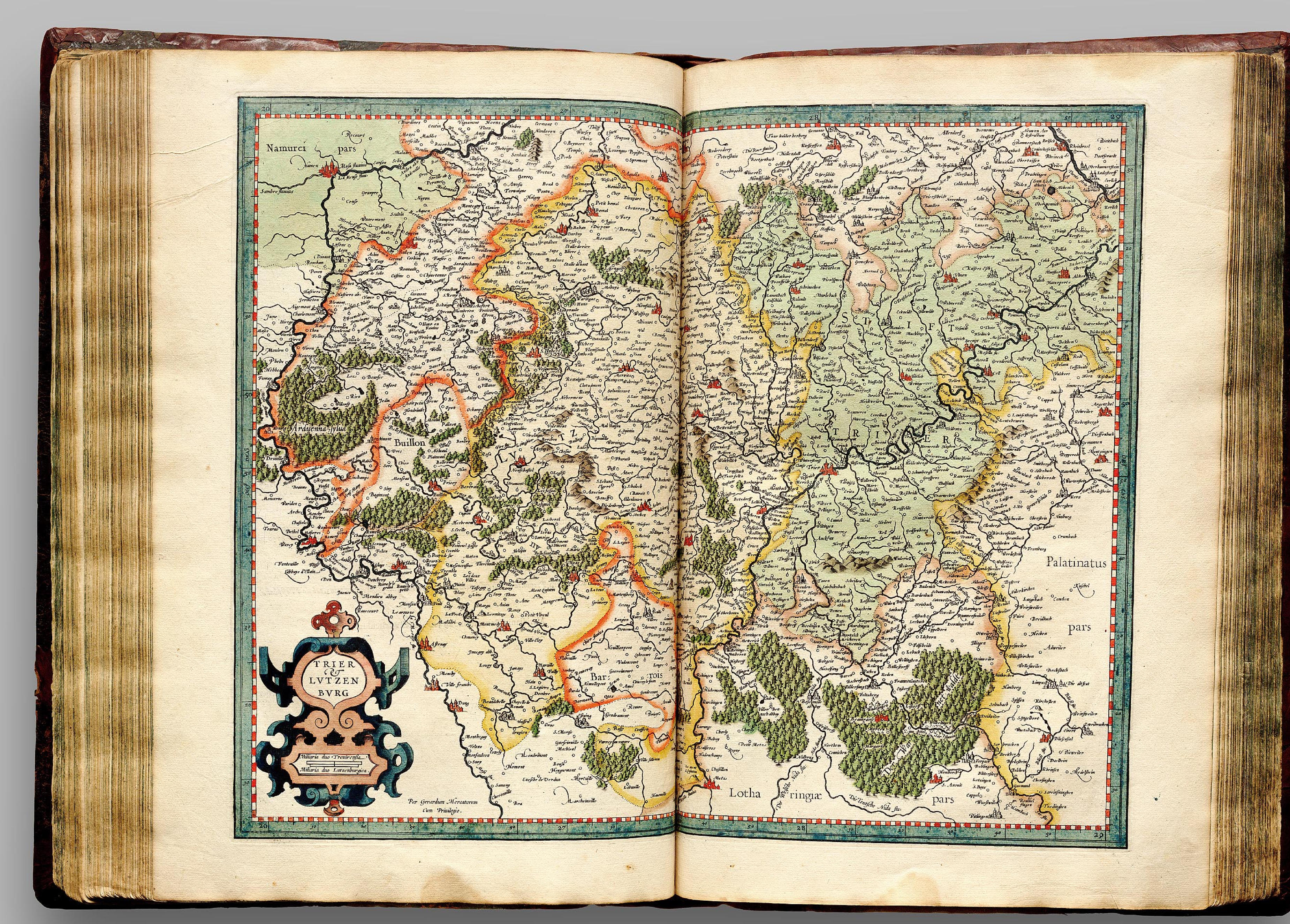 Atlas Cosmographicae (Mercator) 167