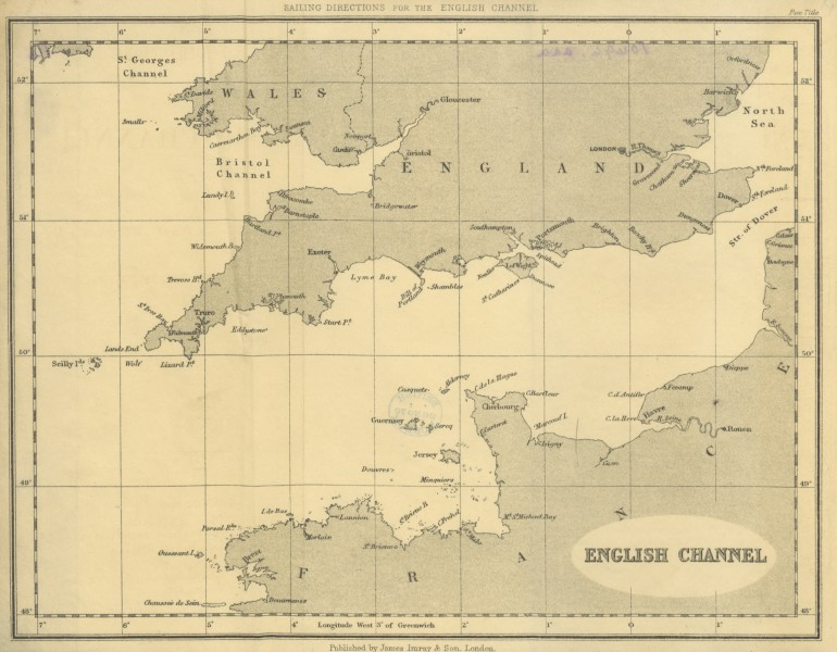 10 of 'Sailing Directions for the English Channel' (11092446386)