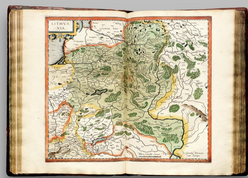 Atlas Cosmographicae (Mercator) 102