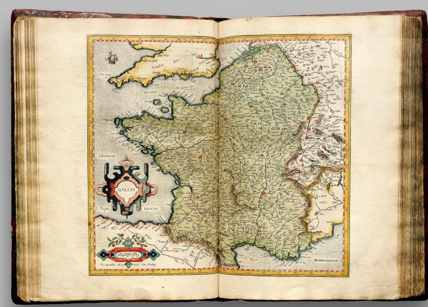 Atlas Cosmographicae (Mercator) 114