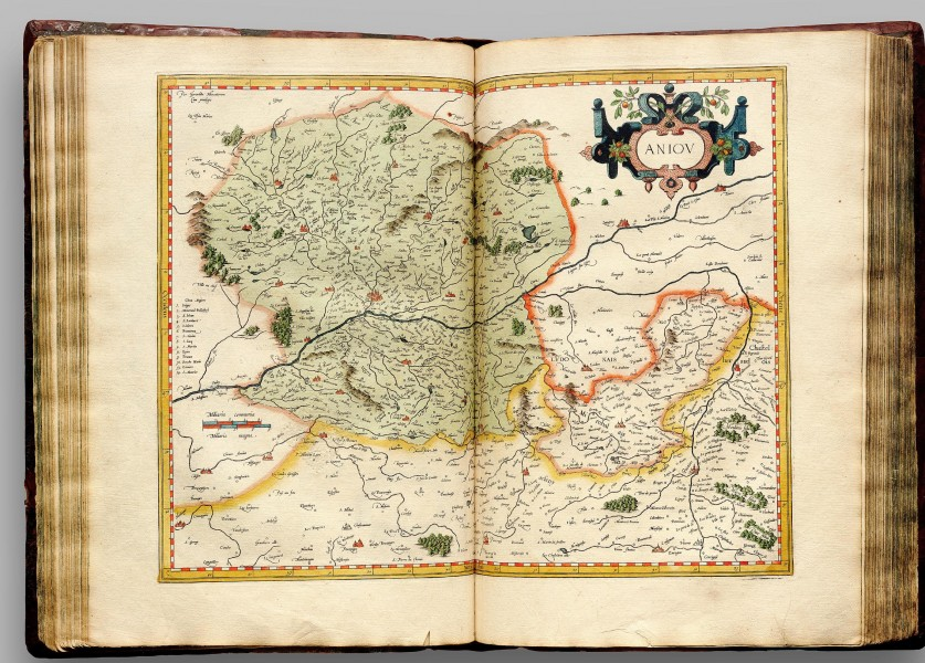 Atlas Cosmographicae (Mercator) 123
