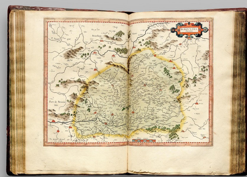 Atlas Cosmographicae (Mercator) 133