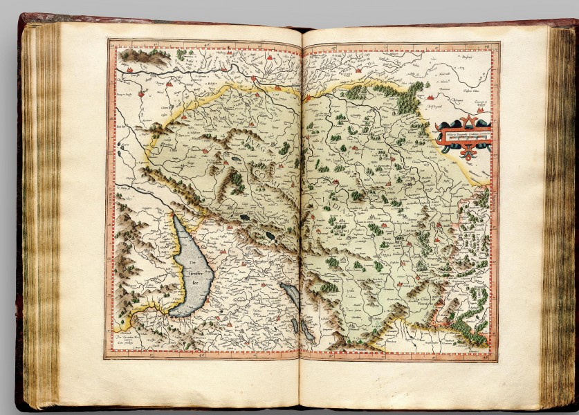 Atlas Cosmographicae (Mercator) 135