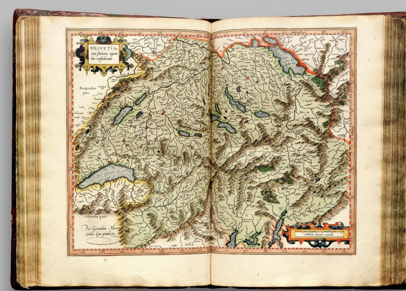 Atlas Cosmographicae (Mercator) 137