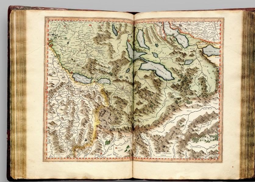 Atlas Cosmographicae (Mercator) 143