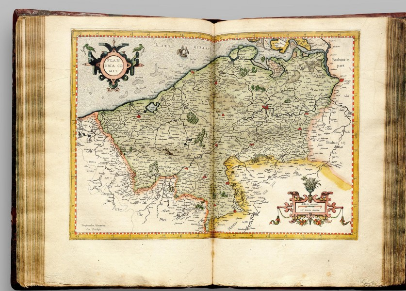Atlas Cosmographicae (Mercator) 153