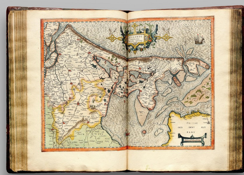 Atlas Cosmographicae (Mercator) 157