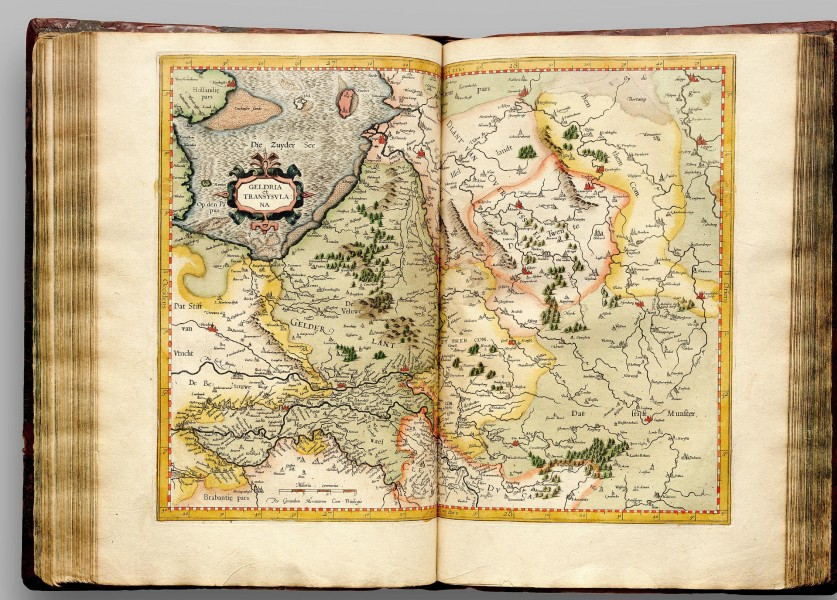 Atlas Cosmographicae (Mercator) 161