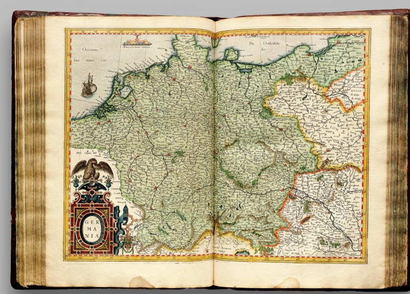 Atlas Cosmographicae (Mercator) 175