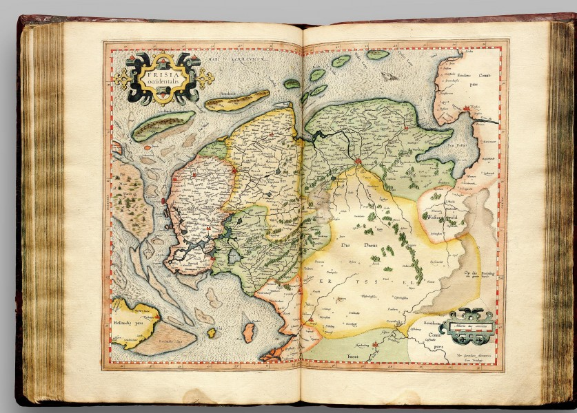 Atlas Cosmographicae (Mercator) 177