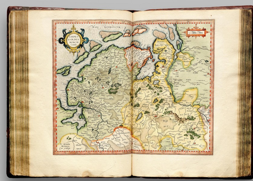 Atlas Cosmographicae (Mercator) 179