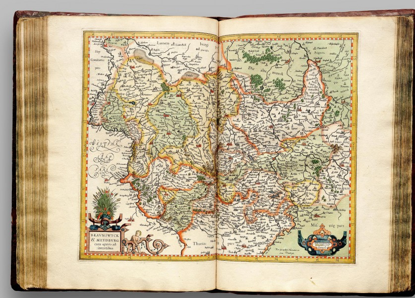 Atlas Cosmographicae (Mercator) 199