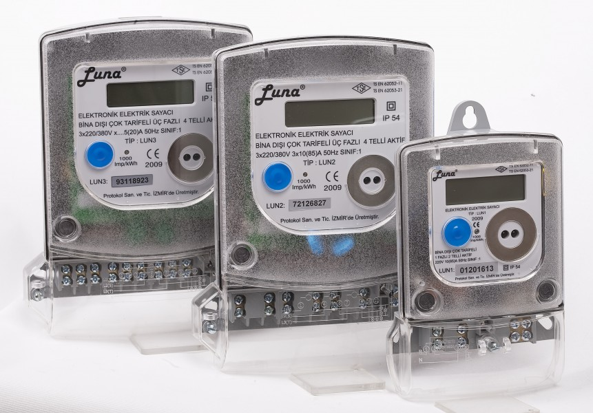 Electronic Electricity Meters