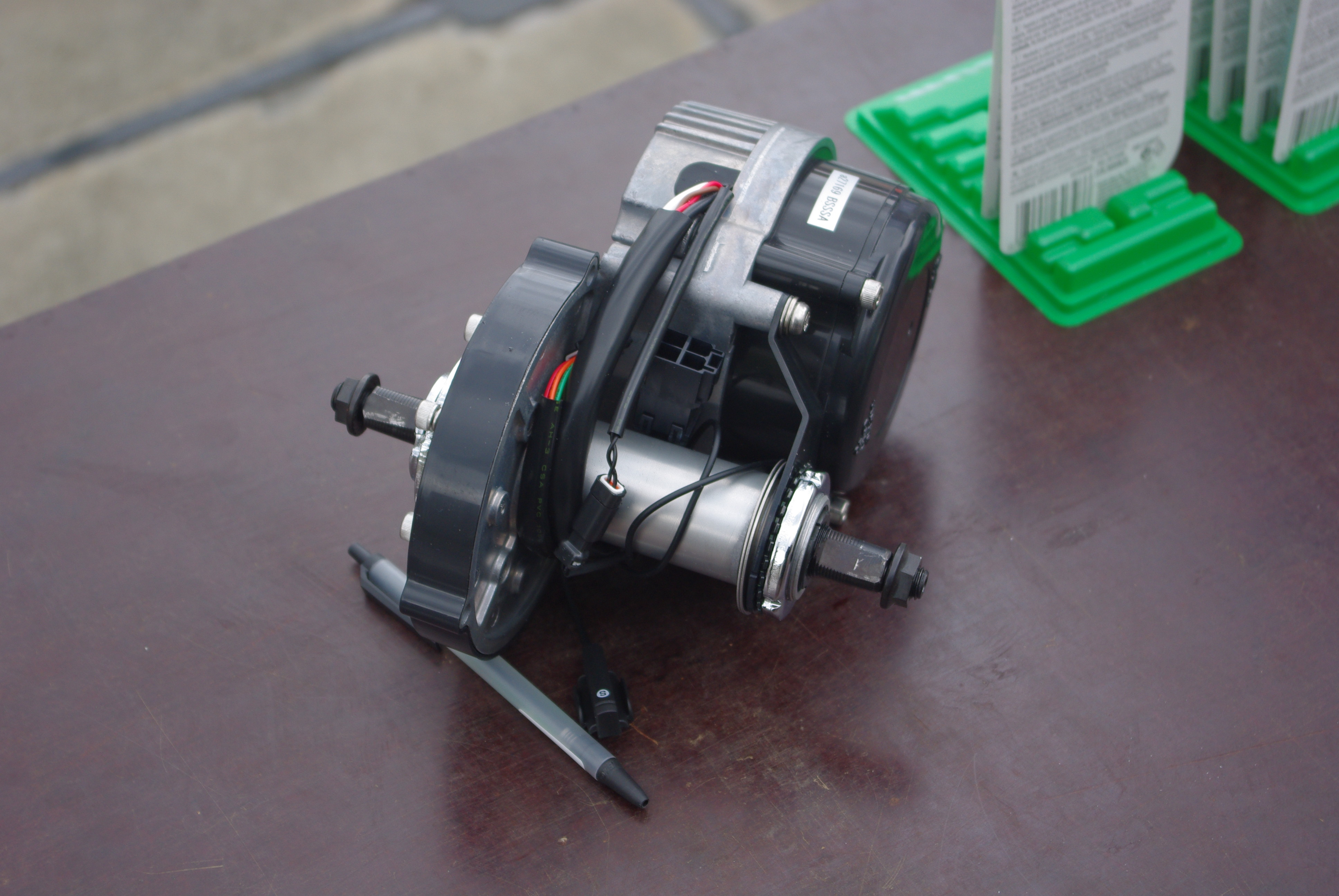 Sunstar electric motor 2