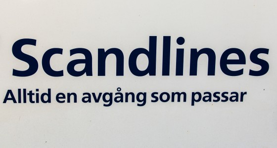 a Scandlines logo, June 2014, picture 7