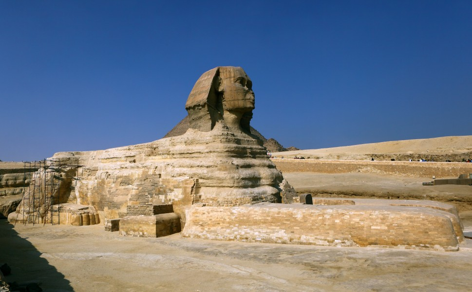 Great Sphinx of Giza 9049