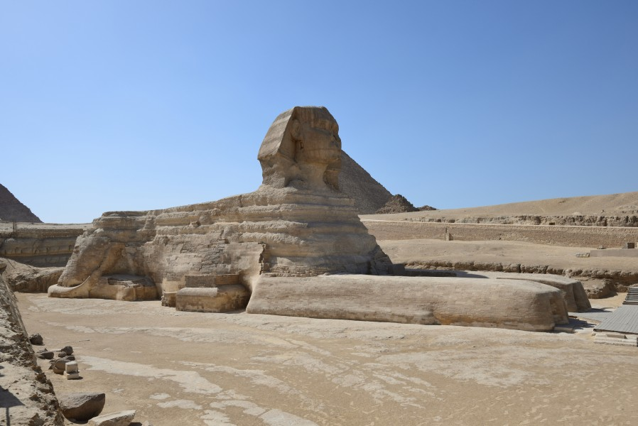 Great Sphinx of Giza (2)