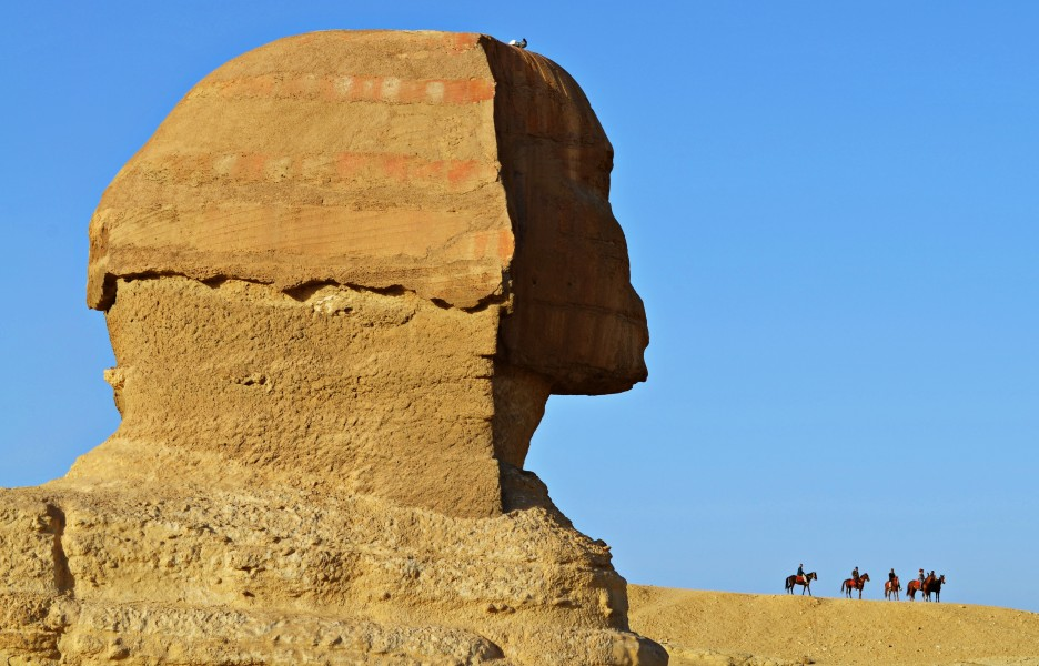 Head of the Sphinx