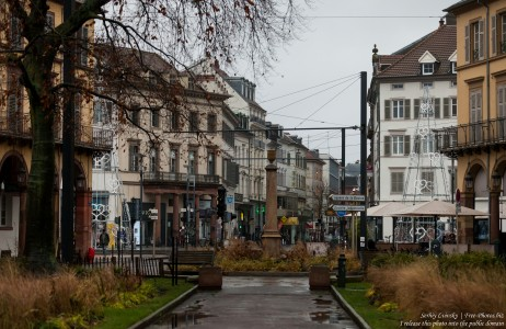 Mulhouse, France photographed in December 2017 by Serhiy Lvivsky, picture 12