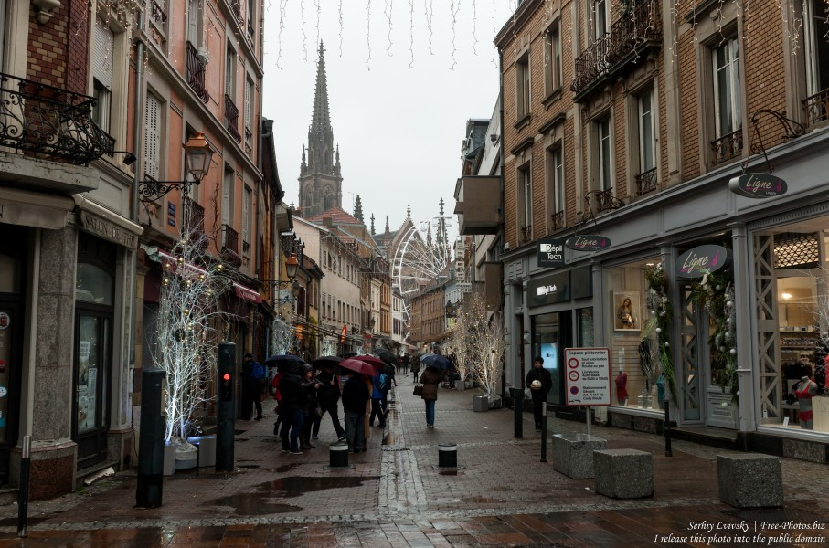 Mulhouse, France photographed in December 2017 by Serhiy Lvivsky, picture 7