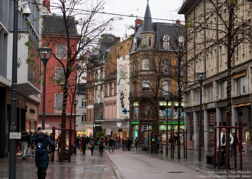 Mulhouse, France photographed in December 2017 by Serhiy Lvivsky, picture 14