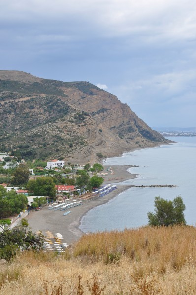Beaches of Agia Galini, Crete, Greece 002