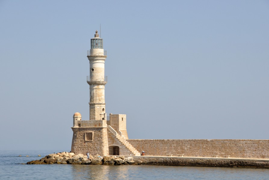 Chania Lighthouse R01