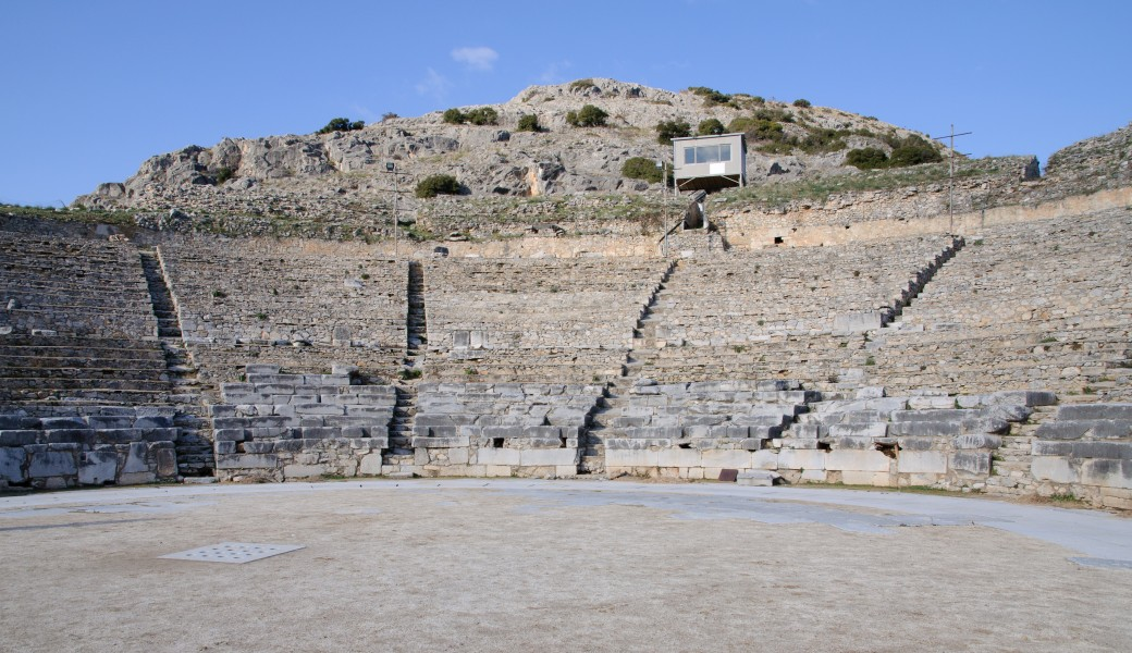 Theater of Philippi